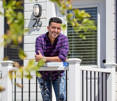 College Students Facing Homelessness Move Into Tiny Homes With Help From Blue Shield of California and Project Homekey