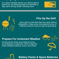 camping gear outage