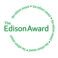 Edison Award 2017 logo white background