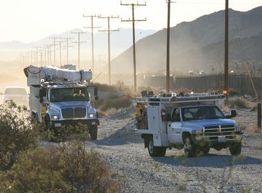 SCE Notifies Customers of Potential Power Shutoffs