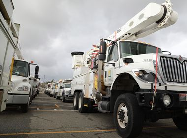 SCE Crews Ready for Santa Ana Winds