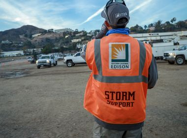 SCE Ready to Help Fire Victims