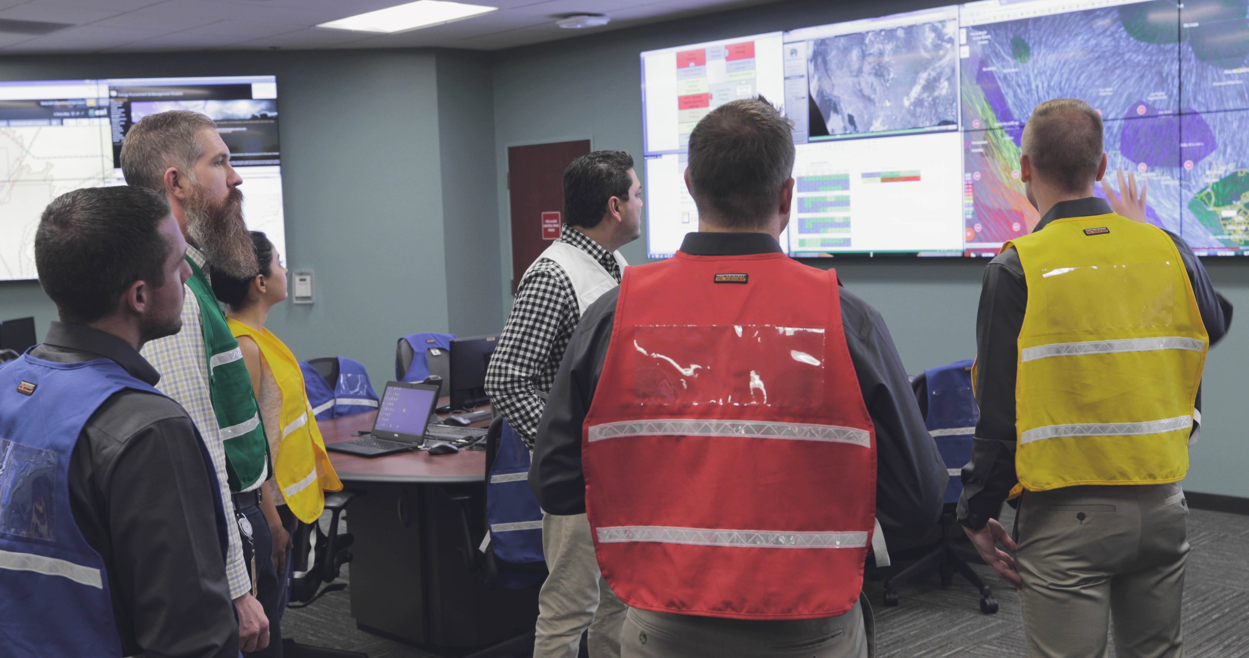 SCE activated its Emergency Operations Center to monitor predicted strong winds.