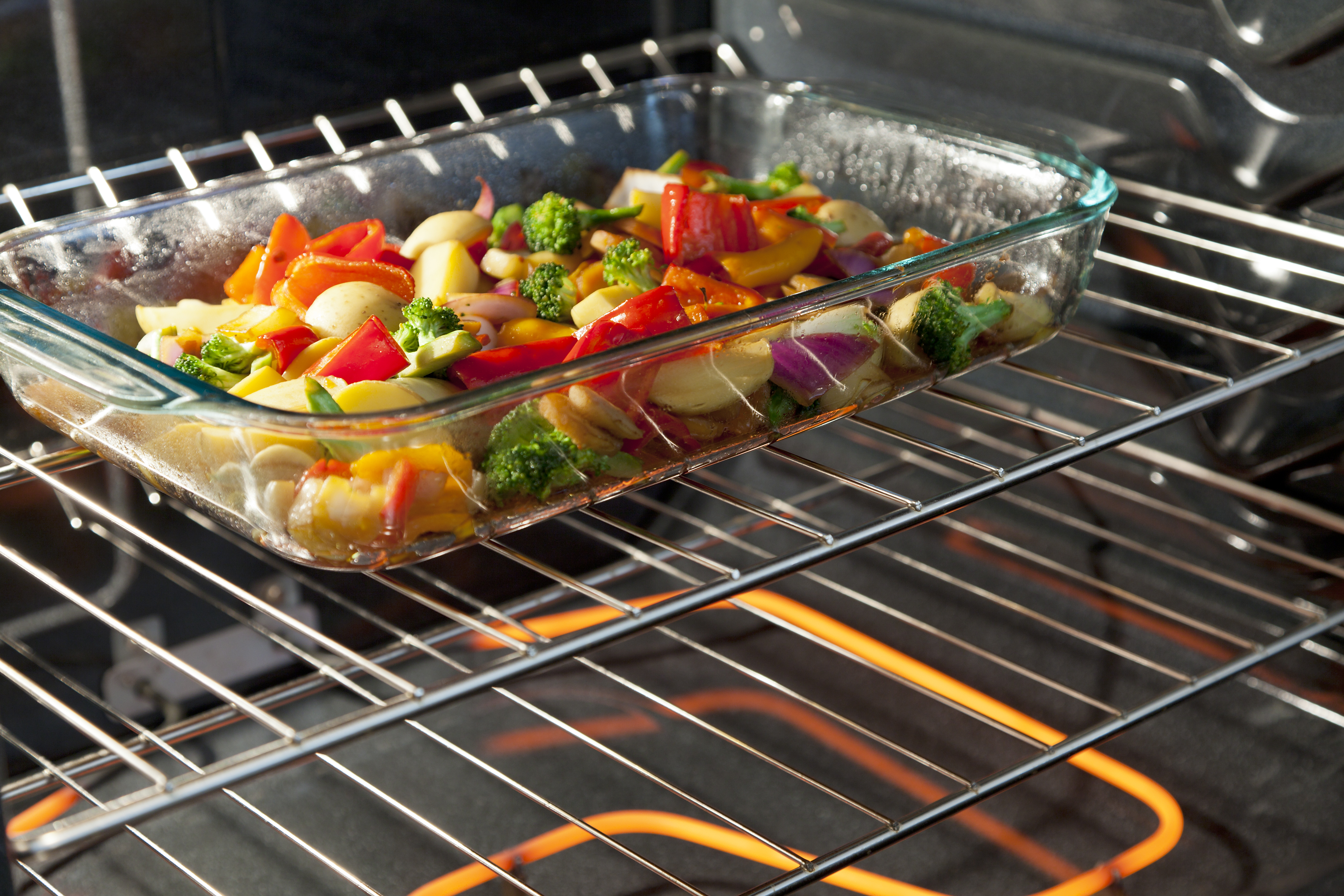 Glass bakeware