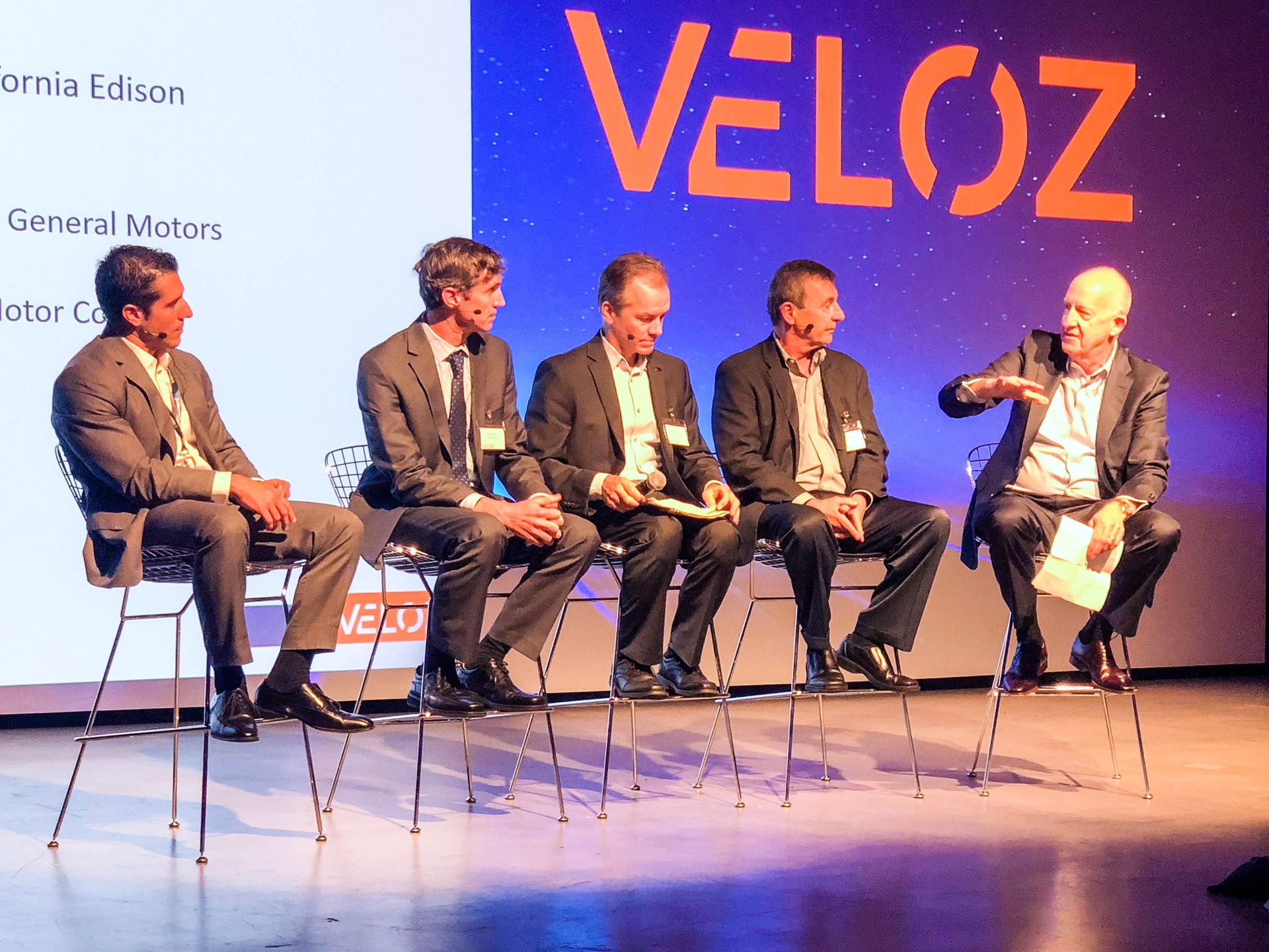 Veloz Forum - electric cars