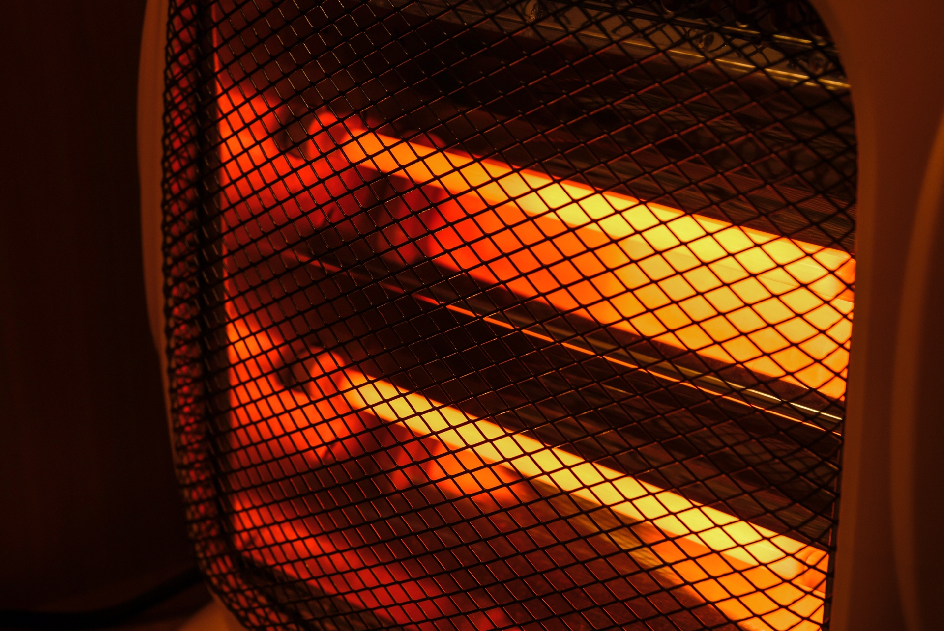 Space heaters should be kept at least three feet away from flammable items.
