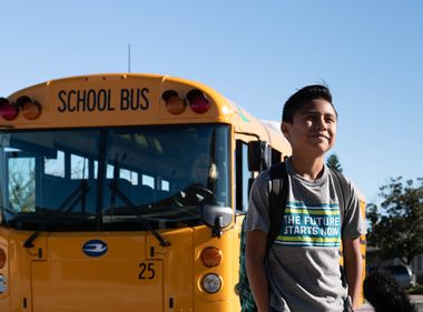 America's Yellow School Bus Gets an All-Electric Makeover