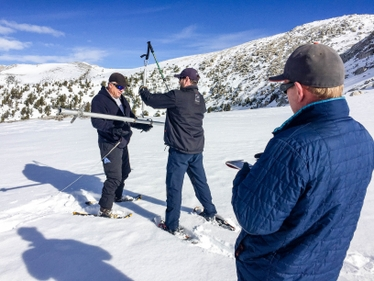 Sierra Snowpack Off to a Good Start