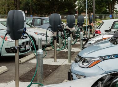 EV Charging Plan for Schools, Recreation Areas Gets State OK