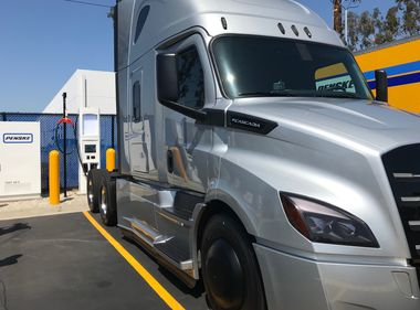 Freight Hauling Just Got Greener in the Golden State
