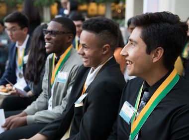Edison Scholars Celebrate $40,000 Scholarships