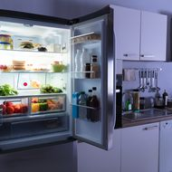 Keep the temperature in your refrigerator between 37 and 40 degrees. Cooler settings require more energy.
