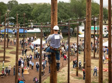 Linemen Contend for Coveted Spot at International Competition
