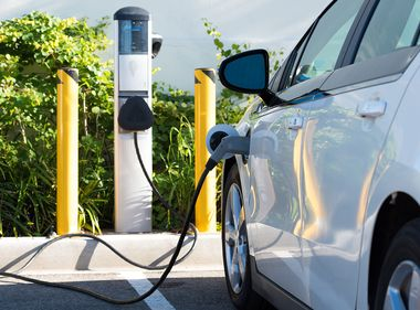 Electric Car Savings Add Up