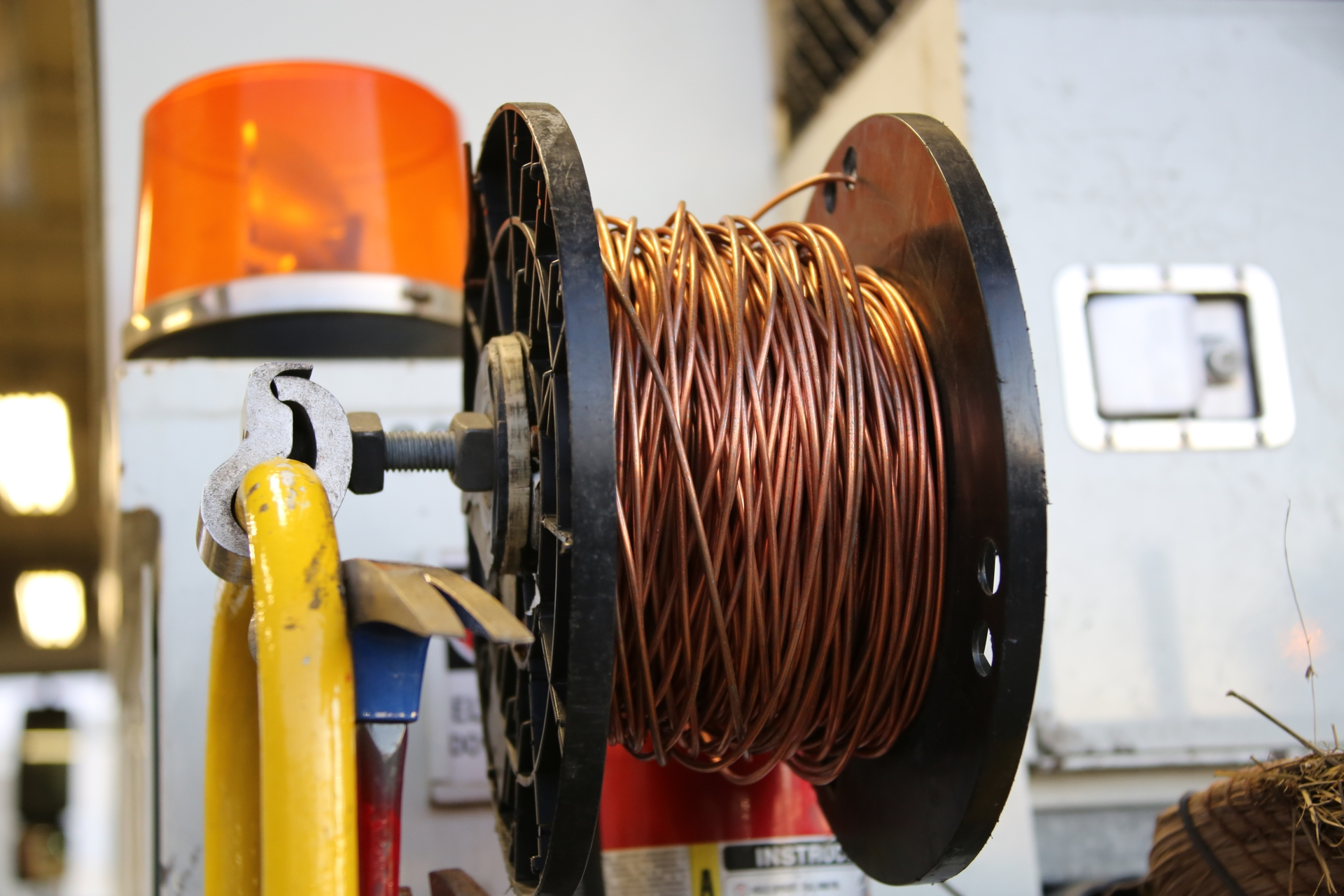 In addition to public safety threats like stray voltage, copper theft can cause power outages that range from a few minutes to hours.