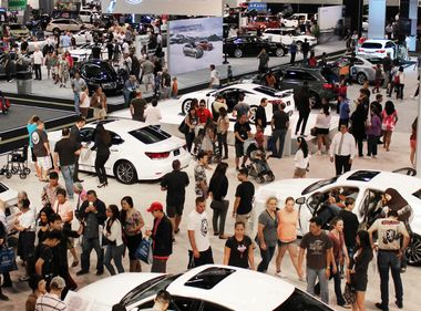 Plug-In to OC Auto Show's Electric Avenue for Free