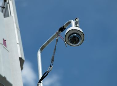 High-Tech Cameras Help Keep Communities Safe