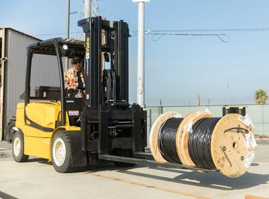 Electric Forklifts a New Addition to SCE's Expanding EV Fleet