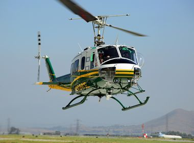 SCE Supports CAL FIRE in Wire Avoidance Pilot Training