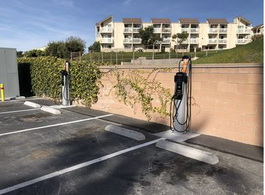Plugging-In in Port Hueneme