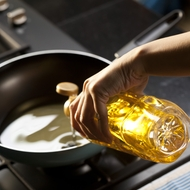Keep an eye on stovetop cooking, especially frying, since stovetops and ranges are involved in 61% of home-cooking fires, 78% of cooking fire injuries and 87% of cooking fire deaths.