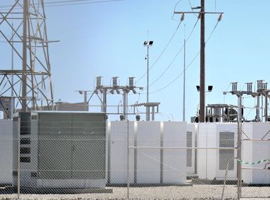 Additional Battery Storage Strengthens Electrical Grid