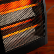 Keep heaters at least 3 feet away from flammable objects.