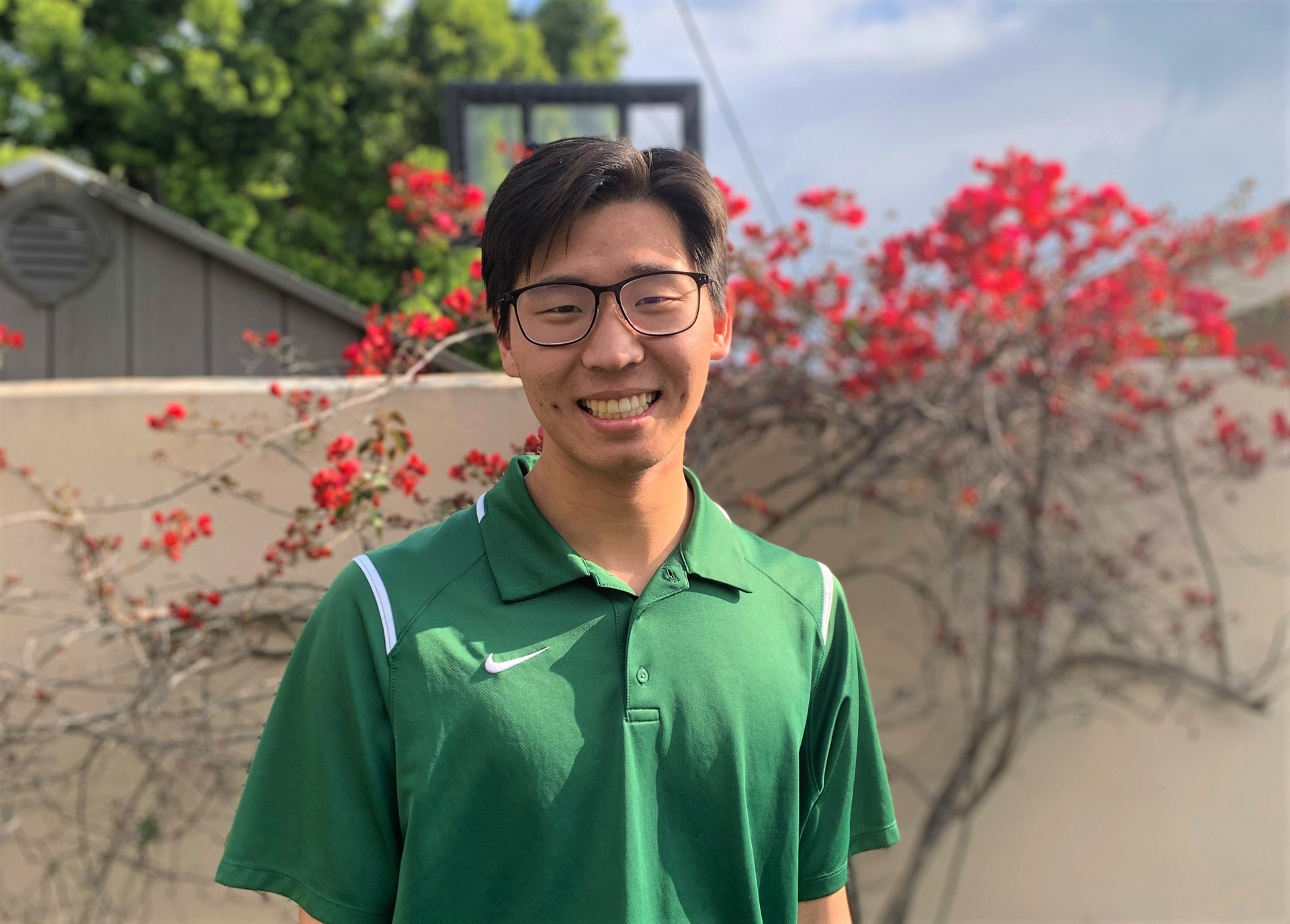2020 Edison Scholar Tony Chang is passionate about the environment and plans to study environmental science at Stanford University.
