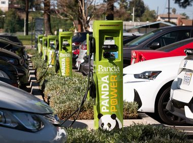 SCE Helps Panda Restaurant Group Employees Drive Electric
