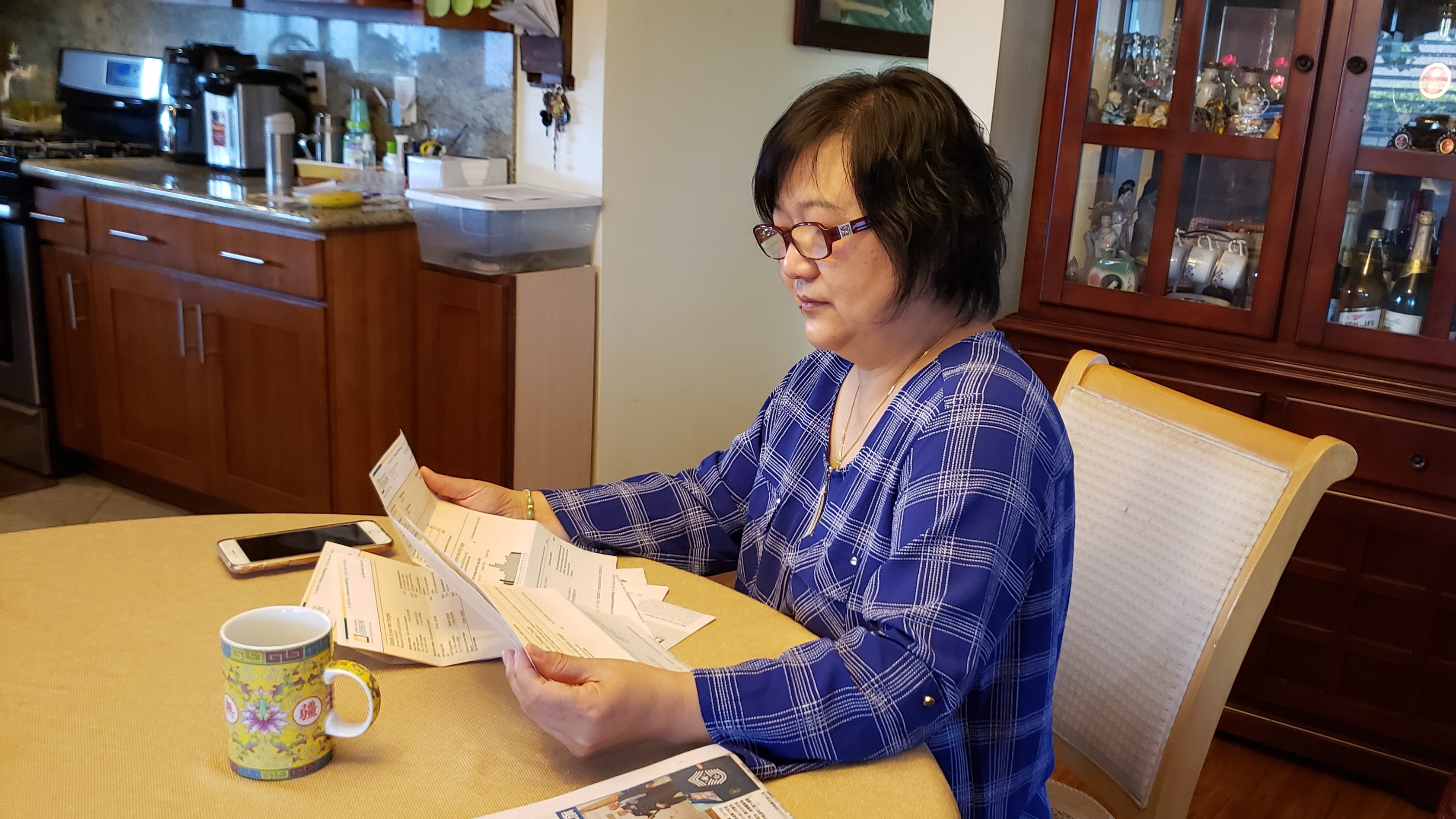 SCE customer Susan Lu is currently enrolled in the California Alternate Rates for Energy (CARE) program.
