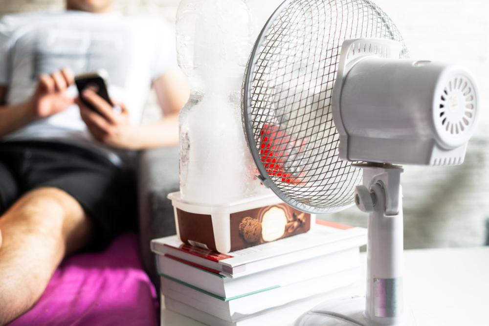cooling room fan