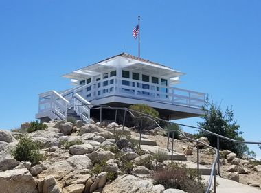 Vetter Mountain Fire Lookout Rebuilt in Time for Wildfire Season