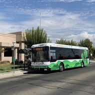 Two of the first  five Charge Ready Transport sites will be built at Porterville Transit.