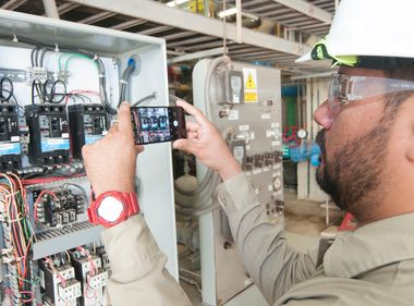 Virtual Inspections Help Clean Energy Projects Move Forward