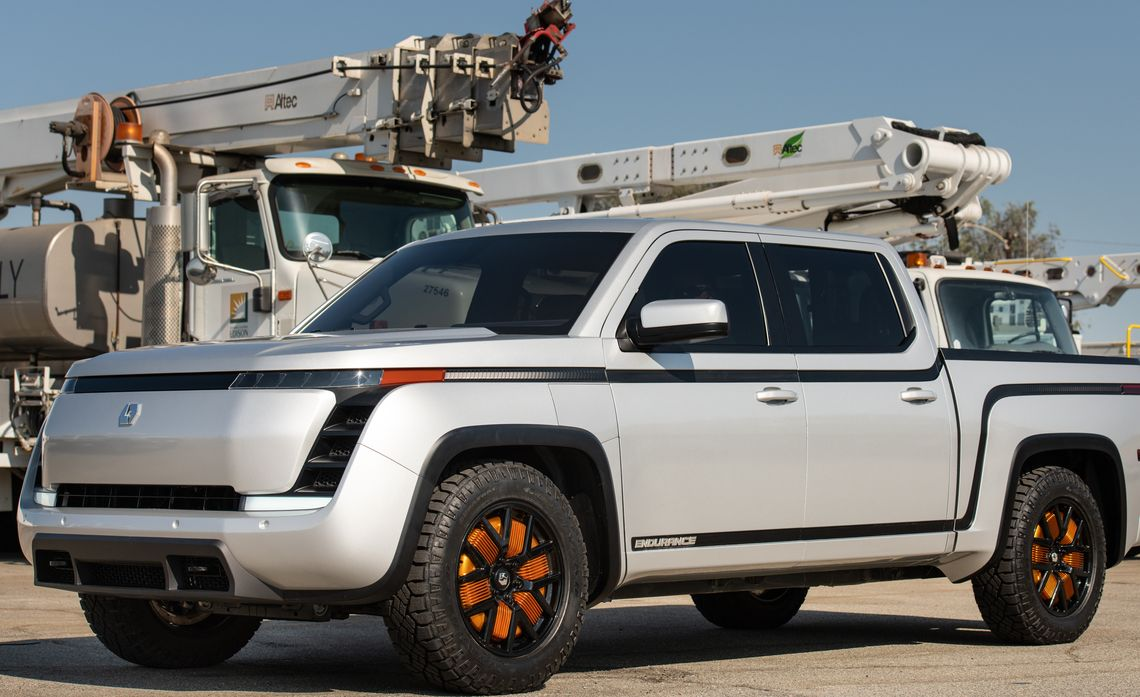 Sce Gets First Glimpse Of New Electric Pickup Truck Energized By Edison