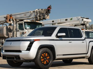 SCE Gets First Glimpse of New Electric Pickup Truck