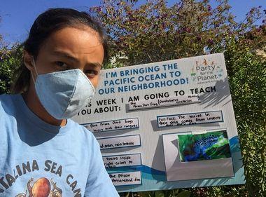 Aquarium of the Pacific Continues STEM Education Virtually