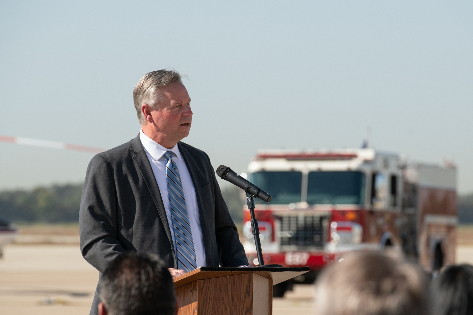 """""""There is no higher priority for us than the safety of our customers, the communities we serve, our employees and contractors, and the firefighters and first responders who protect them,"""" said Kevin M. Payne, SCE president and CEO."""