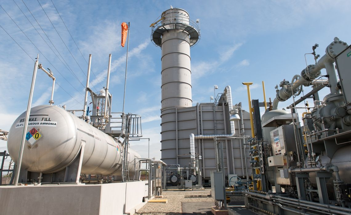 The Hybrid Enhanced Gas Turbine system in Norwalk, a 10-megawatt battery storage system combined with the gas turbine, also provides flexibility to the grid.