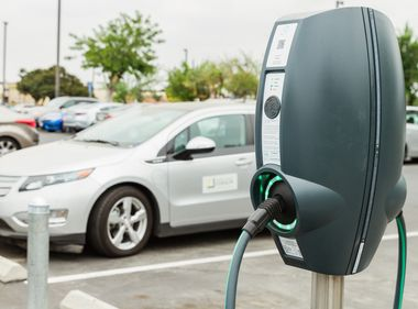 Electric Vehicle Rebates Are Changing