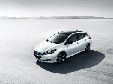 SCE Customers Can Get Up to $6,000 Off a Nissan LEAF