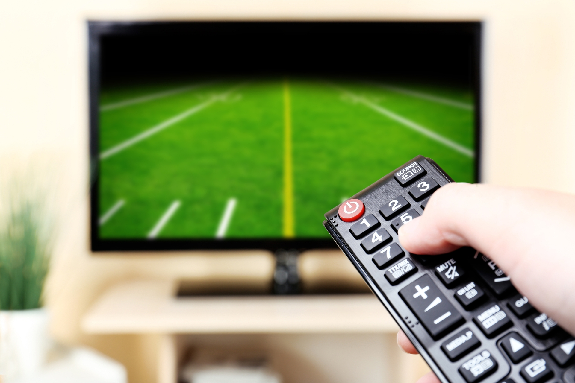 Energy-Efficient Tips for the Big Game