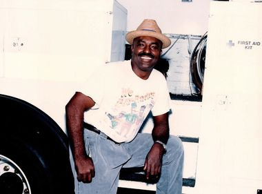 Pioneering Black Lineman Lights the Way