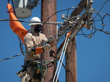 SCE Using Data to Become Safer, Smarter