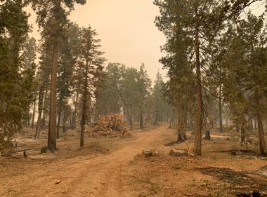 Protecting Communities in Sierra Nevada From Dangerous Wildfires