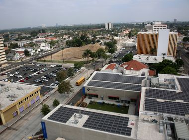 Bringing Benefits of Solar to Environmentally Impacted Communities