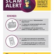 G20-216 Scam Alert Flyer