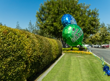From Grads to Dads, Don't Let Metallic Balloons Ruin the Party