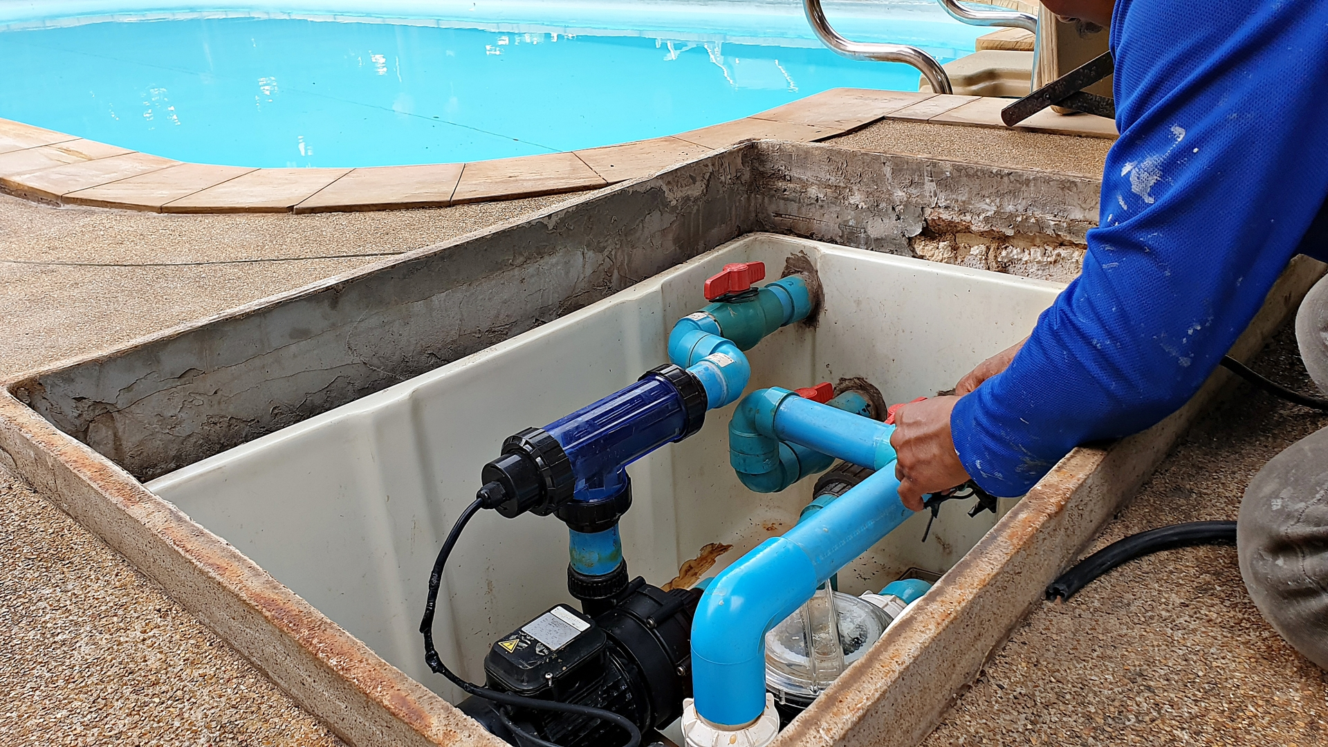 Following the National Electrical Code, proper bonding and grounding of pool pumps ensure a safe pool environment.