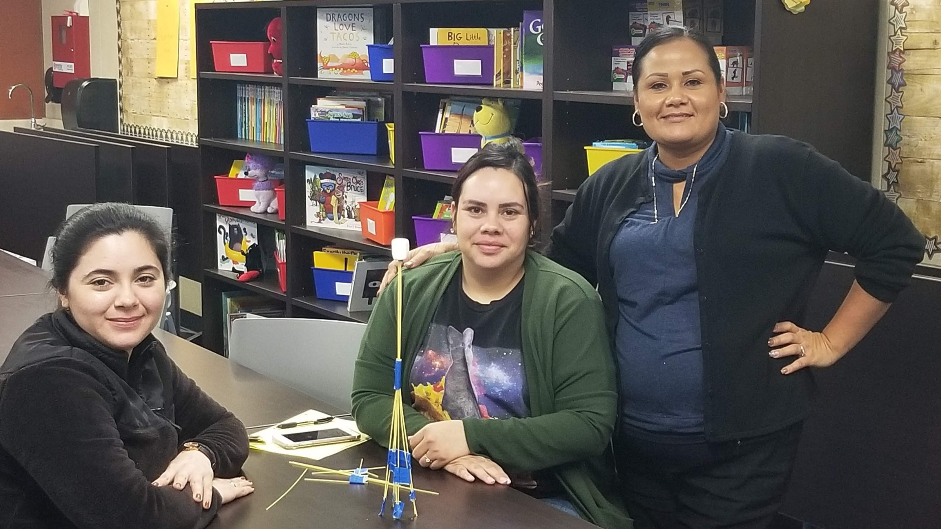 PIQE parents study such topics as creating a home environment conducive to learning; improving academic performance; students' social-emotional development; and preparing students for college, among many others.